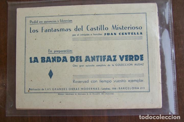 Tebeos: hispano americana, juan centella, nº en interior - Foto 40 - 87629320