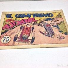 Livros de Banda Desenhada: LA FABRICA SUBTERRANEA - EDITORIAL HISPANO AMERICANA. Lote 177414337