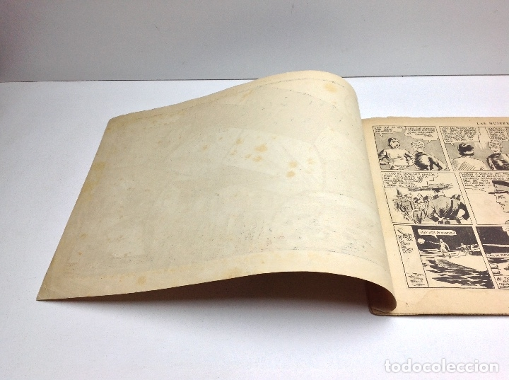 Tebeos: COGIDO EN LA TRAMPA - EDITORIAL HISPANO AMERICANA - Foto 3 - 177415712