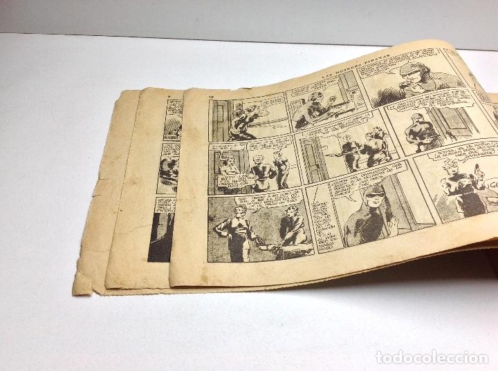 Tebeos: COGIDO EN LA TRAMPA - EDITORIAL HISPANO AMERICANA - Foto 6 - 177415712