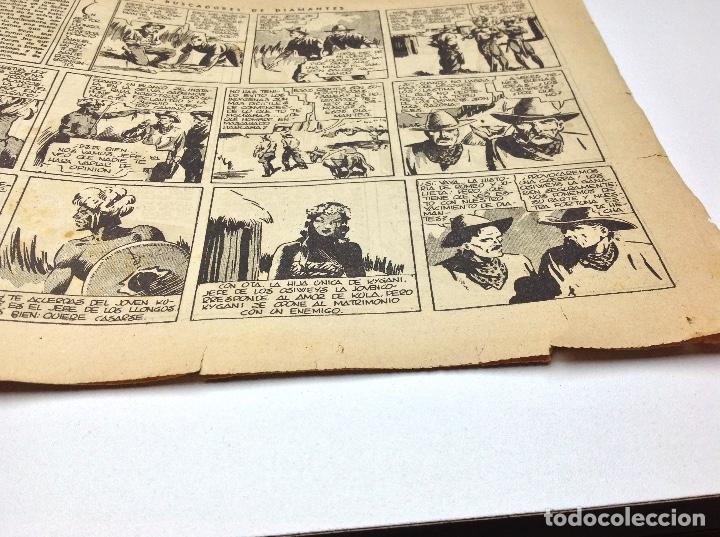 Tebeos: COGIDO EN LA TRAMPA - EDITORIAL HISPANO AMERICANA - Foto 7 - 177415712