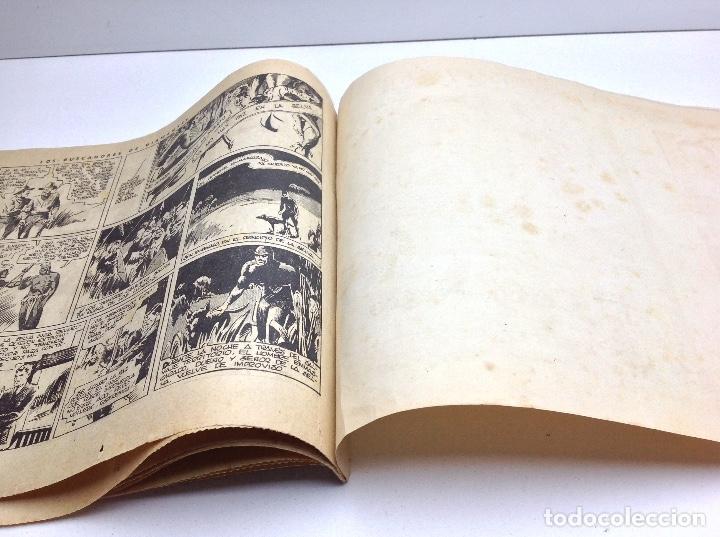 Tebeos: COGIDO EN LA TRAMPA - EDITORIAL HISPANO AMERICANA - Foto 9 - 177415712
