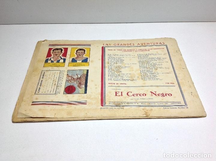 Tebeos: COGIDO EN LA TRAMPA - EDITORIAL HISPANO AMERICANA - Foto 11 - 177415712