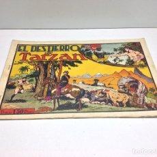 Livros de Banda Desenhada: EL DESTIERRO DE TARZAN - EDITORIAL HISPANO AMERICANA. Lote 177416507