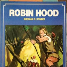 Tebeos: ROBIN HOOD. NORMAN R. STINNET.. Lote 177590919