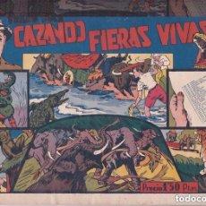 Tebeos: CAZANDO FIERAS VIVAS Nº 1. Lote 177597570