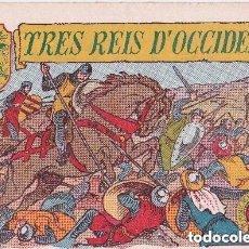 Tebeos: HISTORIA ILLEGENDA ,Nº 19, TRES REIS D'OCCIDENT. Lote 177597759