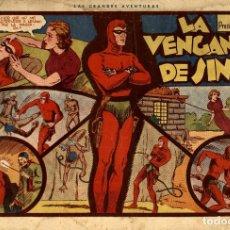 Giornalini: EL HOMBRE ENMASCARADO-2: LA VENGANZA DE SINGH (HISPANO AMERICANA, 1941) DE LEE FALK Y RAY MOORE. Lote 177697072