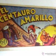 Tebeos: JUAN CENTELLA- EL CENTAURO AMARILLO (BIEN. Lote 177697157