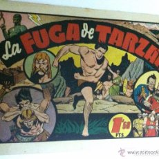 Tebeos: TARZÁN - LA FUGA DE TARZÁN. Lote 177698257