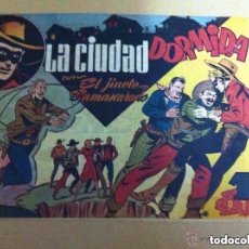 Tebeos: EL JINETE ENMASCARADO (LONE RANGER) - LOTE DE 7 (EXTRAORDINARIA CONSERVACIÓN. Lote 177701240