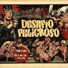 Tebeos: TARZÁN-31: DESAFÍO PELIGROSO (HISPANO AMERICANA, 1942). Lote 177701440