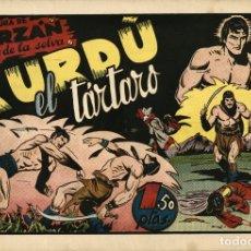 Tebeos: TARZÁN-42:KURDÚ EL TÁRTARO (HISPANO AMERICANA, 1942). Lote 177701738