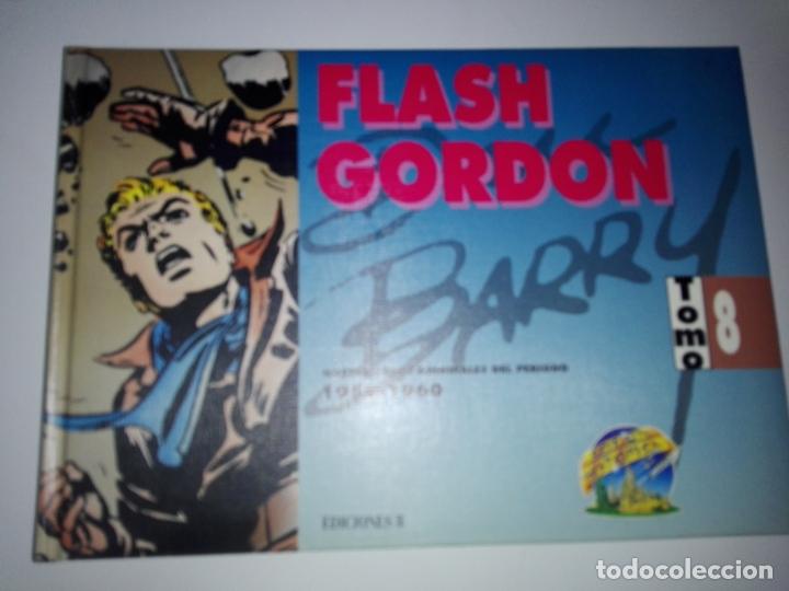 Tebeos: COLECCIÓN-COMICS-FLASH GORDON-9 TOMOS-EXCELENTE ESTADO-RARA+DIFÍCIL C.-EDICIONES B-1992-VER FOTOS - Foto 11 - 177755059