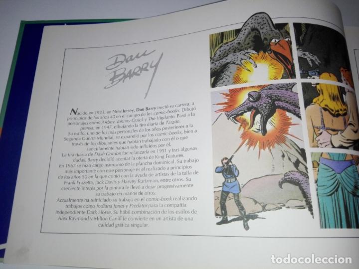 Tebeos: COLECCIÓN-COMICS-FLASH GORDON-9 TOMOS-EXCELENTE ESTADO-RARA+DIFÍCIL C.-EDICIONES B-1992-VER FOTOS - Foto 15 - 177755059