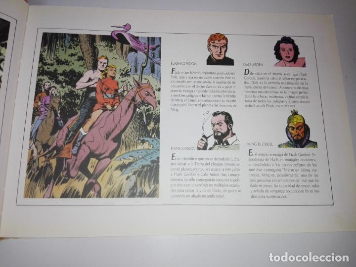 Tebeos: COLECCIÓN-COMICS-FLASH GORDON-9 TOMOS-EXCELENTE ESTADO-RARA+DIFÍCIL C.-EDICIONES B-1992-VER FOTOS - Foto 16 - 177755059