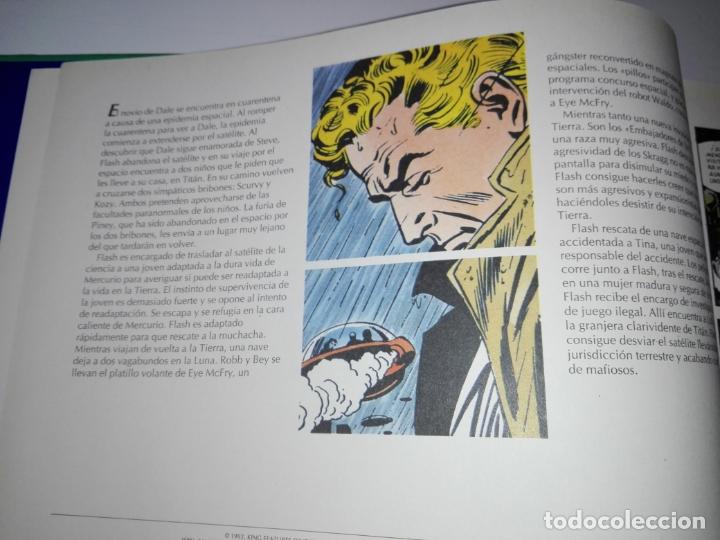 Tebeos: COLECCIÓN-COMICS-FLASH GORDON-9 TOMOS-EXCELENTE ESTADO-RARA+DIFÍCIL C.-EDICIONES B-1992-VER FOTOS - Foto 17 - 177755059
