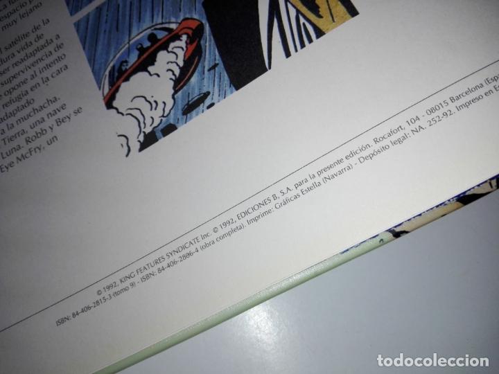 Tebeos: COLECCIÓN-COMICS-FLASH GORDON-9 TOMOS-EXCELENTE ESTADO-RARA+DIFÍCIL C.-EDICIONES B-1992-VER FOTOS - Foto 20 - 177755059