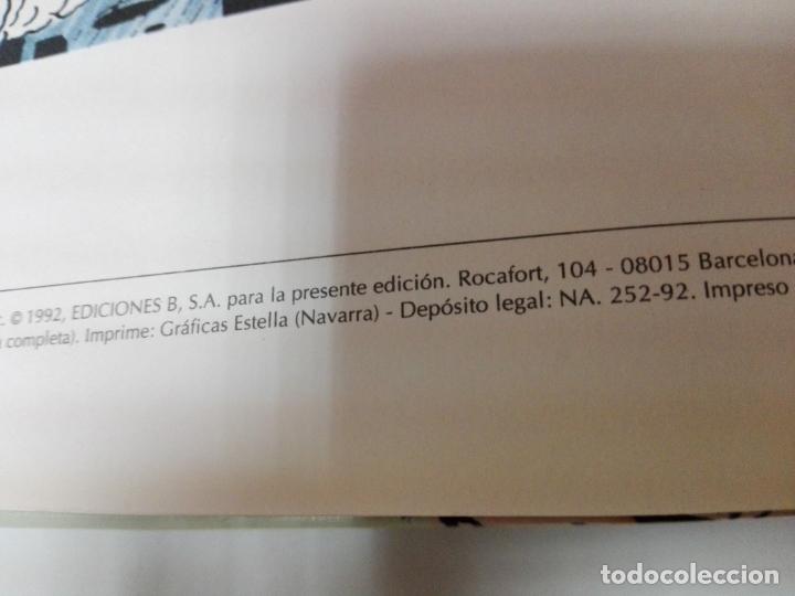 Tebeos: COLECCIÓN-COMICS-FLASH GORDON-9 TOMOS-EXCELENTE ESTADO-RARA+DIFÍCIL C.-EDICIONES B-1992-VER FOTOS - Foto 21 - 177755059