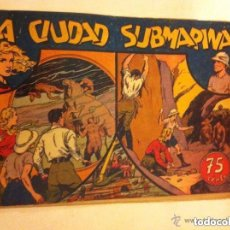 Tebeos: MARIA CORTÉS Y DRA. ALDEN - LA CIUDAD SUBMARINA. Lote 177795224