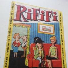 Tebeos: RIFIFI Nº 11 REVISTA DE HUMOR. Lote 177822283