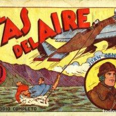 Tebeos: JUAN CENTELLA-15: EL AS DEL AIRE (HISPANO AMERICANA, 1940). Lote 177858683