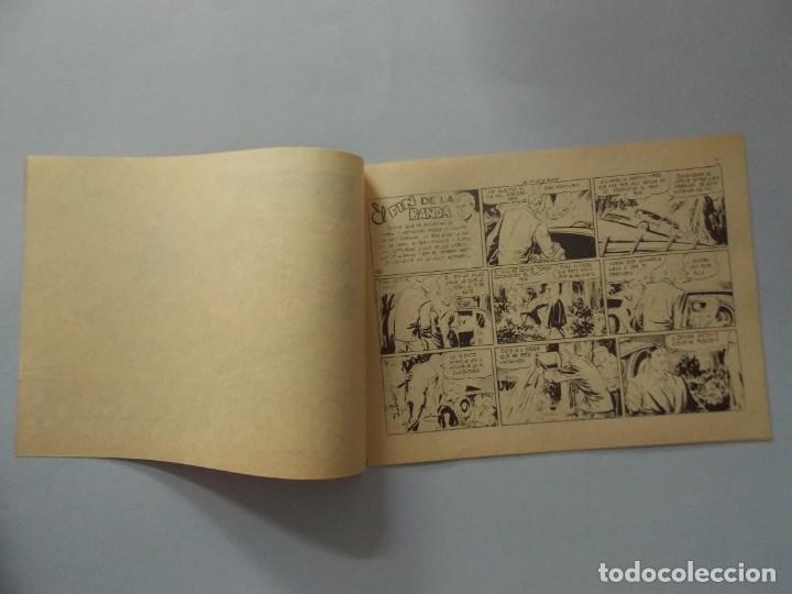 Tebeos: COMIC - SUGAR , AGENTE SECRETO - Nº 10 , EL FIN DE LA BANDA - AÑO 1964 - ORIGINAL .. L390 - Foto 2 - 178329346