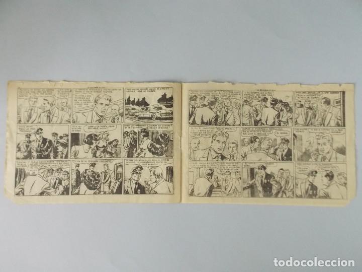 Tebeos: COMIC - SUGAR , AGENTE SECRETO - Nº 44 , SE DESINTEGRA EL K.K.K. - AÑO 1959 - ORIGINAL .. L391 - Foto 3 - 178330275