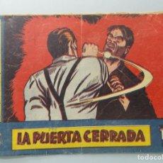 Tebeos: COMIC - SUGAR , AGENTE SECRETO - Nº 49 - LA PUERTA CERRADA - AÑO 1959 - ORIGINAL . L407. Lote 178356450