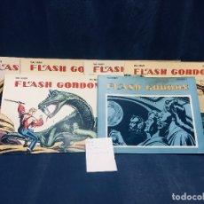Tebeos: FLASH GORDON LOTE 6 NUMEROS MAC RABOY EDICIONES B.O.AÑOS 80. Lote 178776258
