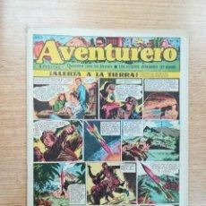 Tebeos: AVENTURERO AÑO 1 #10 (CLIPER - FUTURO). Lote 178782618