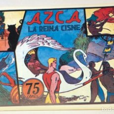 Tebeos: AZCA, LA REINA CISNE. Lote 179166272