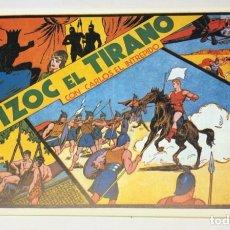 Tebeos: TIZOC EL TIRANO. Lote 179166526