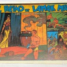 Tebeos: EL REINO DE LAMAK MAYTA. Lote 179166667