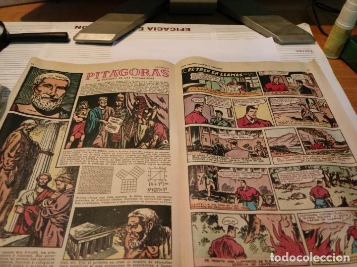 Tebeos: ALMANAQUE JORGE Y FERNANDO Y JUAN CENTELLA 1947 - Foto 5 - 179388091