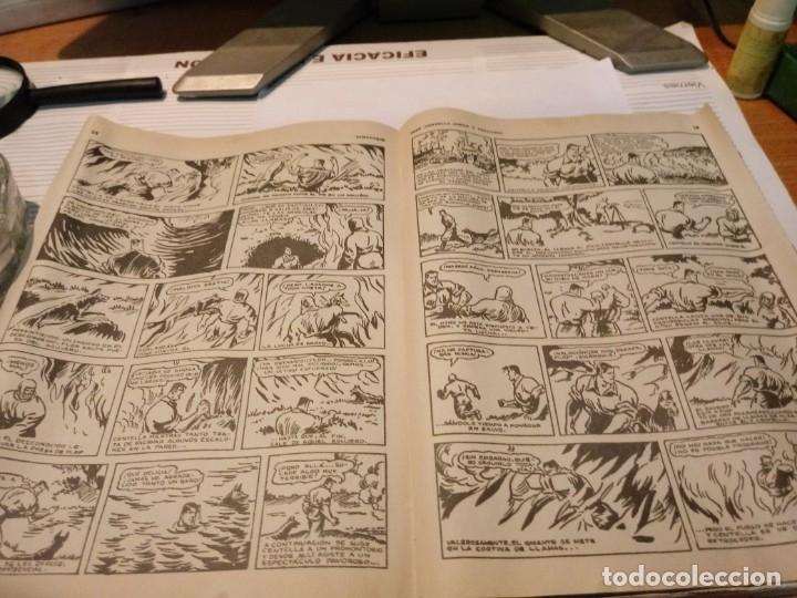 Tebeos: ALMANAQUE JORGE Y FERNANDO Y JUAN CENTELLA 1947 - Foto 6 - 179388091