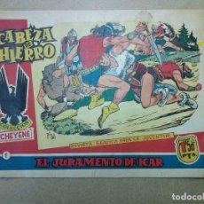 Tebeos: CABEZA DE HIERRO Nº 1 - EL JURAMENTO DE ICAR - MARCO. Lote 181550097