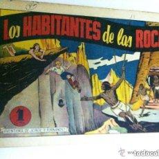 Tebeos: LOS HABITANTES DE LAS ROCAS (USADO). Lote 182024068