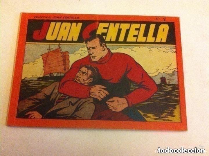 JUAN CENTELLA - COMPLETA - 14 TOMOS ROJOS - IMPECABLES- A ESTRENAR- COL. COMPLETA (Tebeos y Comics - Hispano Americana - Juan Centella)