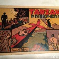 Tebeos: TARZAN PRISIONERO - MUY BIEN CONSERVADO. Lote 182540185