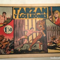 Tebeos: TARZAN- Y LOS LEONES. Lote 182562281