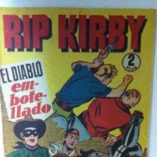 Tebeos: RIP KIRBY -Nº 6 -BIEN. Lote 182564023