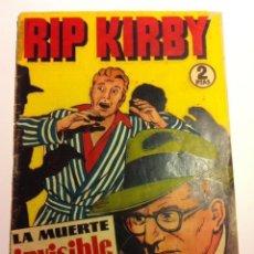 Tebeos: RIP KIRBY -Nº.3 - LOMO ENCOLADO. Lote 182564253
