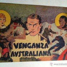 Tebeos: INSPECTOR WADE - VENGANZA AUSTRALIANA- COMPLETAMENTE NUEVO. Lote 182564528