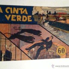 Tebeos: INSPECTOR WADE - LA CINTA VERDE- COMPLETAMENTE NUEVO. Lote 182564638