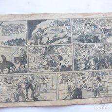 Tebeos: JORGE Y FERNANDO Nº 34 LA COMARCA INEXPLORADA AMERICANA 1940 ORIGINAL. Lote 182577797