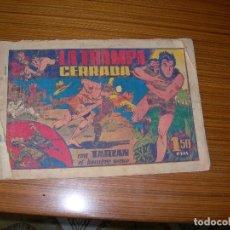 Tebeos: FLAS GORDON Nº MONGO EL CRUEL EDITA HISPANO AMERICANA . Lote 182822231