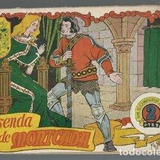 Tebeos: HISTORIA I LLEGENDA 14: ELISENDA DE MONTCADA, HISPANO AMERICANA, USADO. Lote 183263353