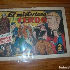 Tebeos: HOMBRE ENMASCARADO Nº 89 EDITA HISPANO AMERICANA. Lote 183373810