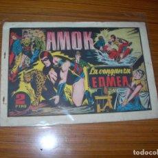 Tebeos: AMOK Nº LA VENGANZA DE EDMEA EDITA HISPANO AMERICANA. Lote 183375526